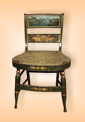Fancy Side Chair/Sue Rountree