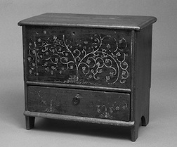 Taunton Chest, The Museum of Fine Arts, Houston; The Bayou Bend Collection, gift of Miss Ima Hogg.