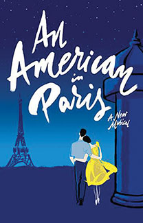Join the Broadway crowd Thursday night for a revival of An American in Paris.